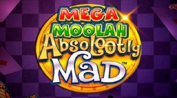 Absolootly Mad Mega Moolah, Game Slot Online Microgaming